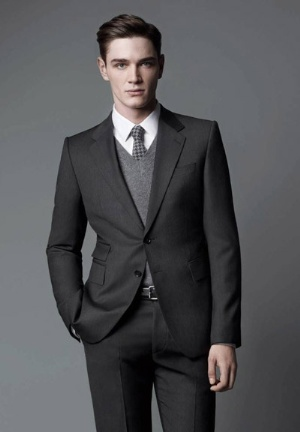 male models in suits for men