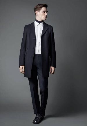 black long coats for men