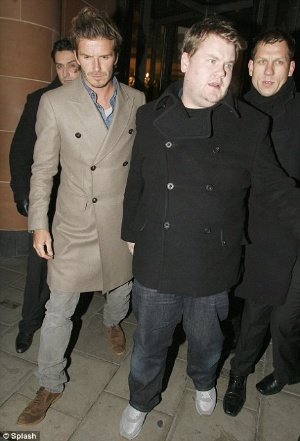 long coats for men david beckham