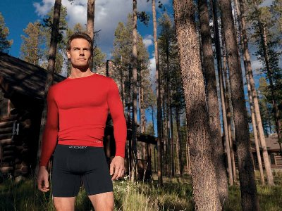 underwear for outdoors - jockey long johns for men