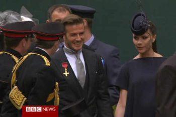celebrities wearing ralph lauren tuxedo suits david beckham