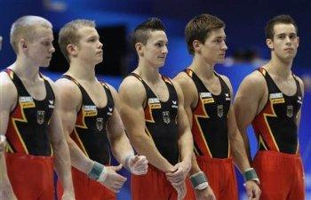 german male gymnasts