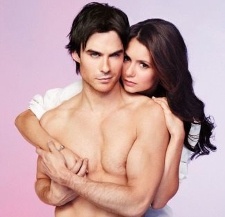 ian somerhalder shirtless with nina
