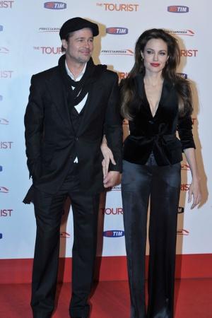 Salvatore Ferragamo Pantsuits for Women Angelina Jolie