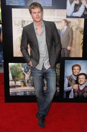 celebrities wearing five four jeans luke ford