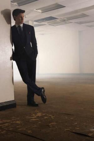 celebrities wearing ralph lauren tuxedo suits matt smith