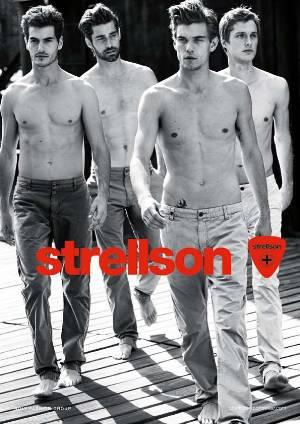 strellson sportswear spring summer 2012-jeans