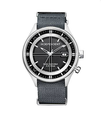timeless independent watch - solar tech japanese brand - 228 usd only