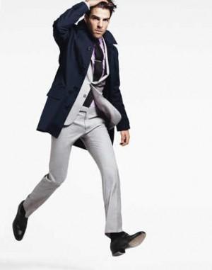 celebrities wearing ralph lauren tuxedo suits zachary quinto