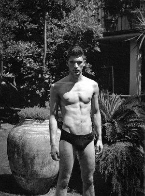 dolce gabbana briefs underwear model