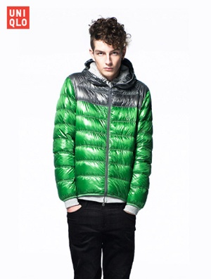 mens bubble jackets - winter fashion