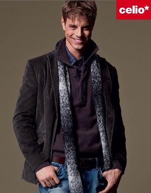 celio winter jackets for men