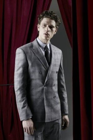 mens winter suit - autumn winter menswear