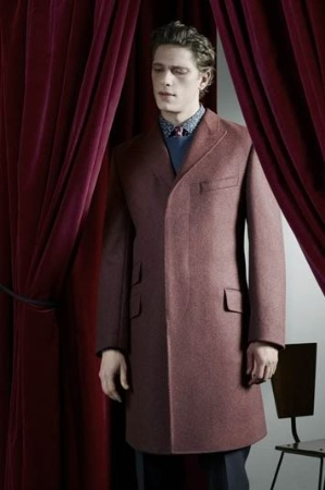 long winter coats for men by paul smith