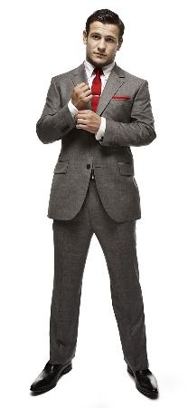bespoke suit for men - celebrity suits