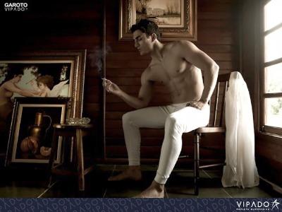 diego amaral long johns underwear model