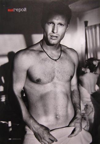 dmitry tursuno sexy body hairy chest magazine