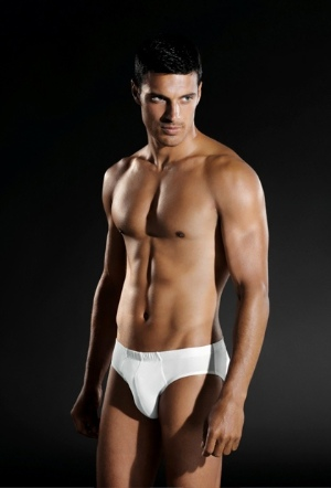 white tight mens underwear
