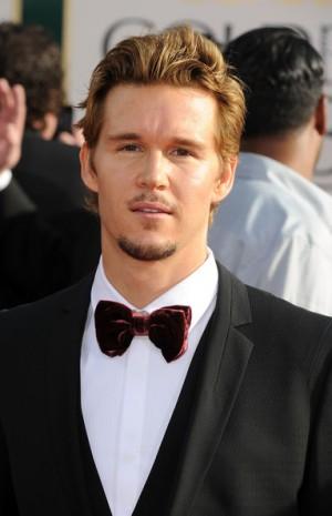 celebrities wearing bow ties