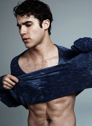 darren criss shirtless photos