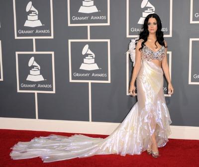 katy perry fashion style armani dress