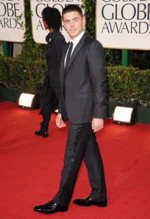 celebrities wearing calvin klein suits
