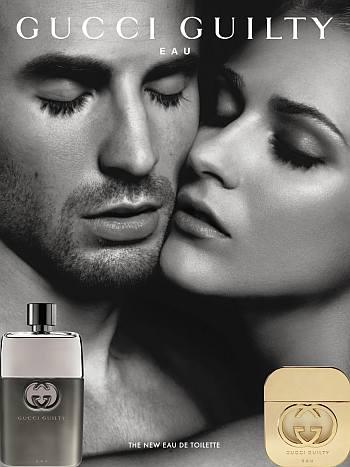 celebrity perfume models - evan rachel wood gucci guilty