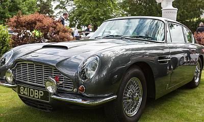 james bond aston martin vintage car most expensive