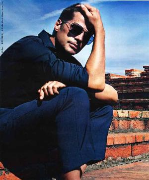 hot male models in their 40s mark vanderloo hugo boss
