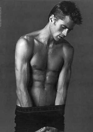 mark vanderloo versace underwear