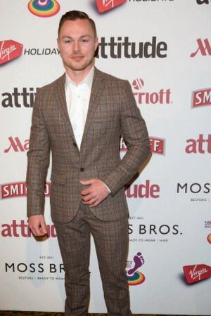 tweed suits for men - Andrew Hayden-Smith by topman