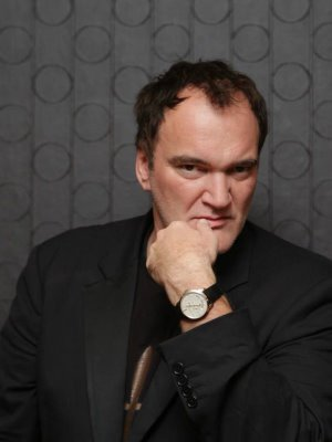 Celebrities Wearing Girard-Perregaux Quentin Tarantino