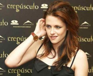 celebrities wearing seiko watch kristen stewart
