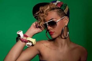 celebrities wearing timex watches rihanna
