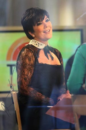 celebrities wearing emilio pucci dresses kris jenner