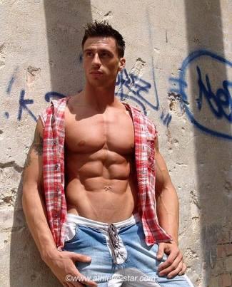 matthias krause german model bodybuilder