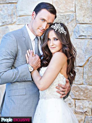 Owain Yeoman wedding Gigi Yallouz