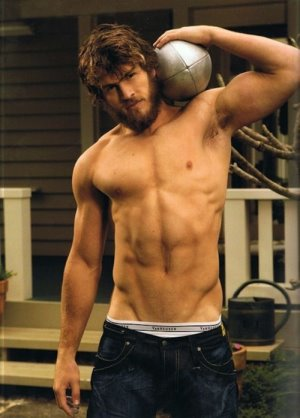 david williams shirtless underwear