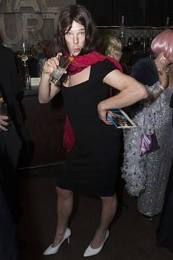 benedict cumberbatch drag queen