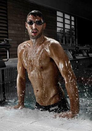 men in arena swimwear milorad cavic