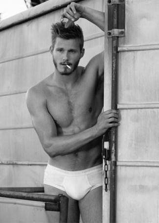 alexander ludwig underwear 2015 - calvin klein briefs