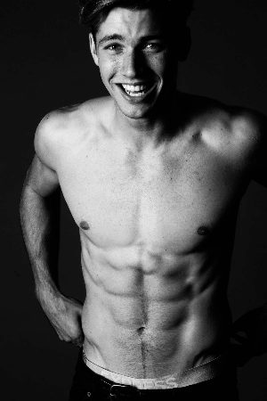 male tennis player underwear - Kacey Carrig