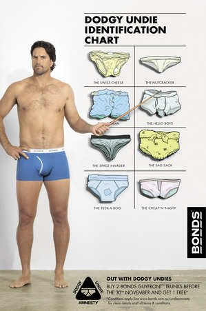 male tennis player underwear - pat rafter - bonds underwear2