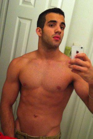 danell leyva shirtless