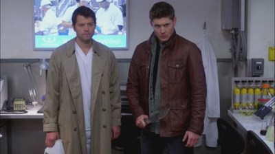jensen ackles leather jacket supernatural - 2014 sexy leather