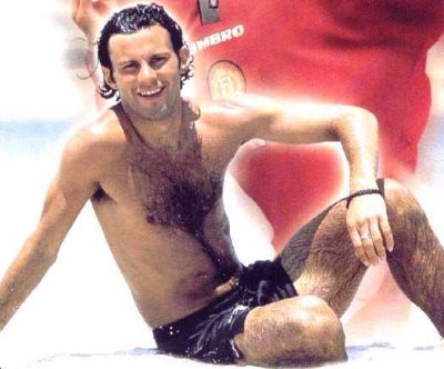 ryan giggs shirtless body hair