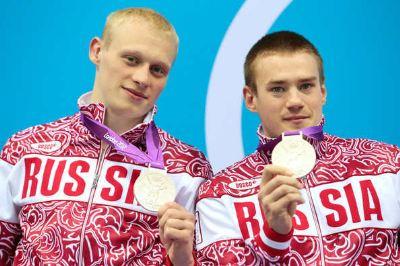russian men in speedo ilya evgeny