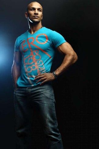 karam gaber hot egypt wrestler