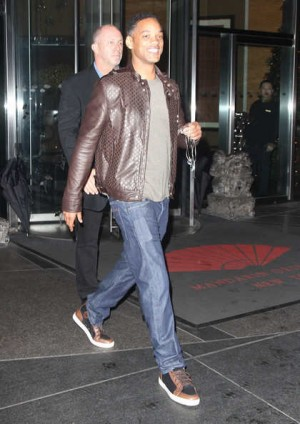 will smith leather jacket