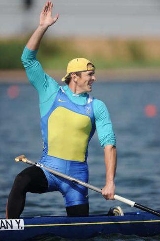 yuriy cheban canoe racing hunk olympic gold medalist